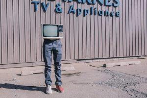 dipendenza tv